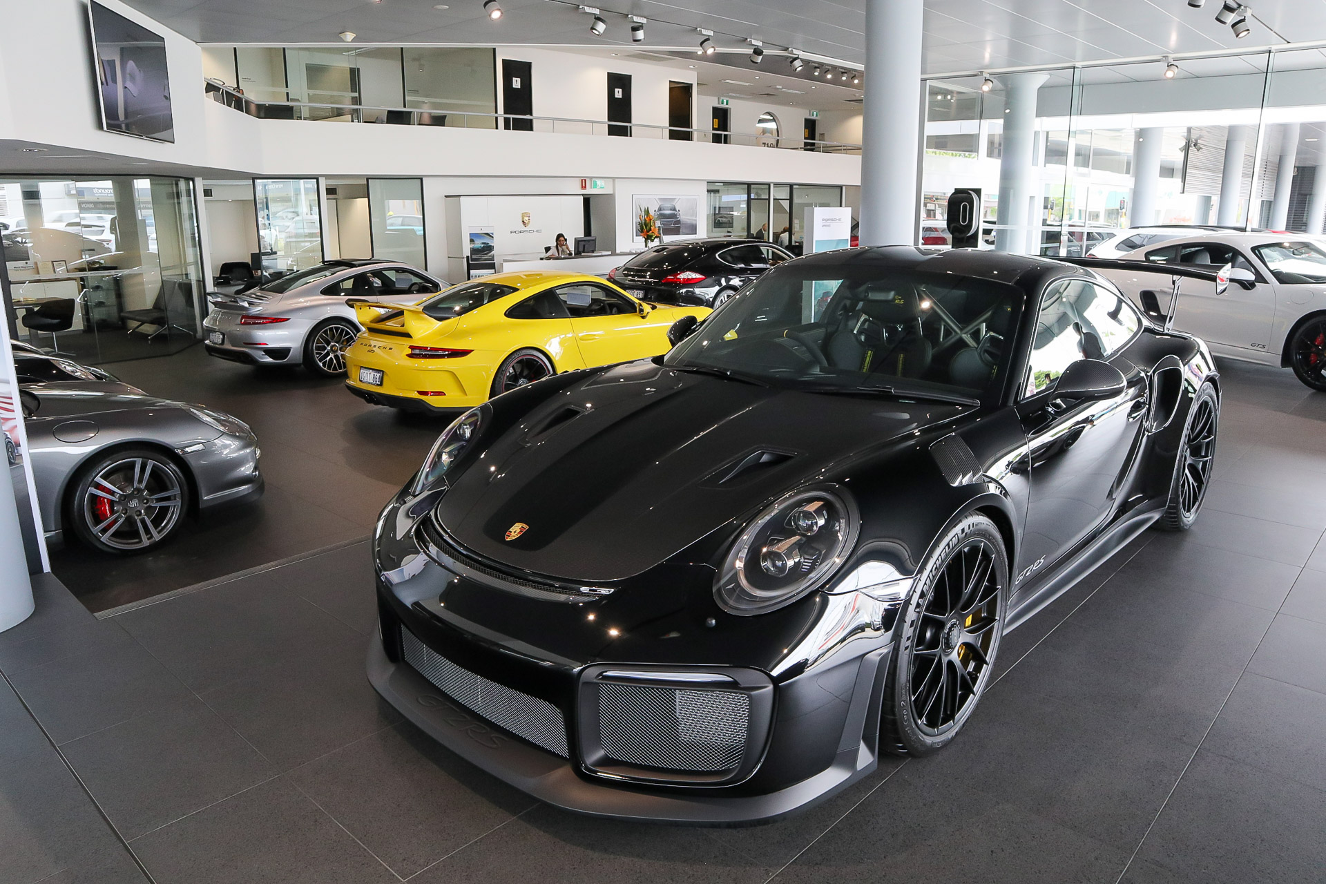 About Porsche Centre Perth