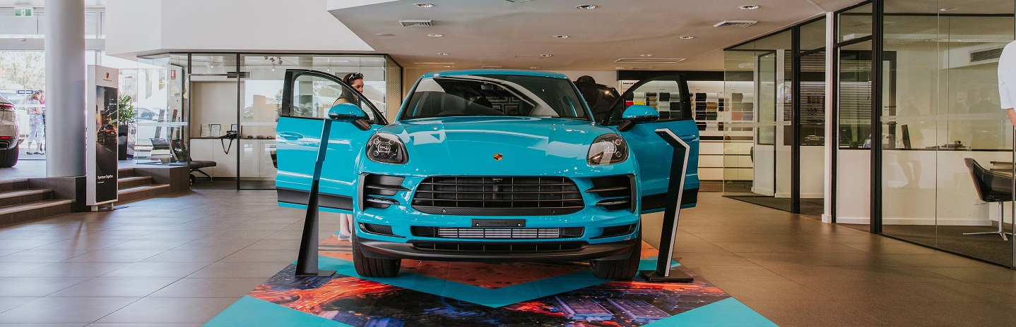 The new Macan Launch